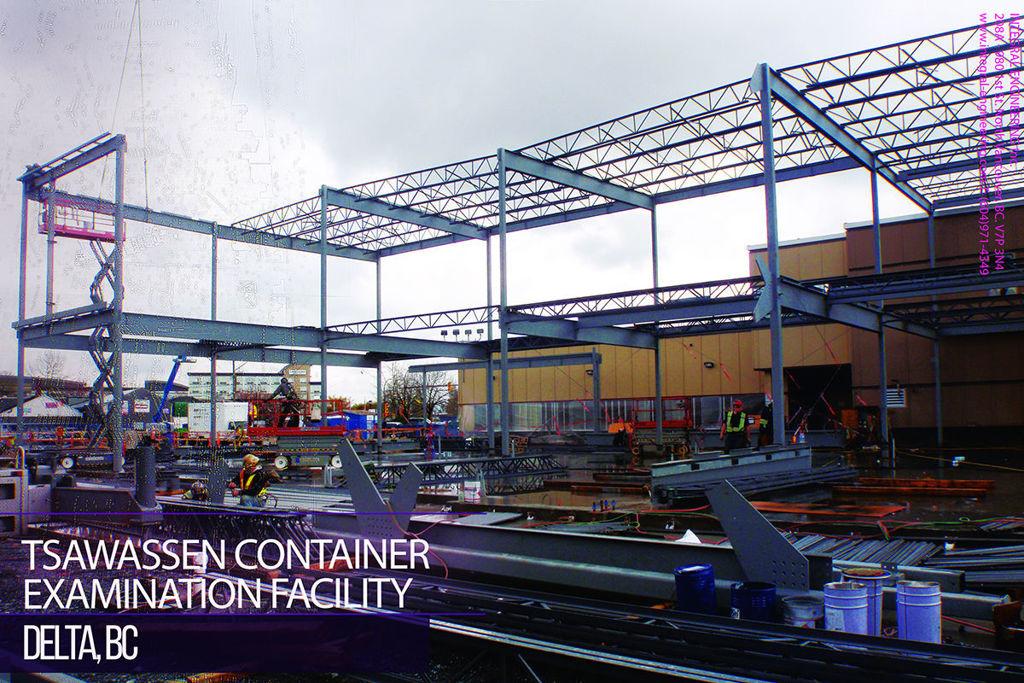 Tsawassen Container